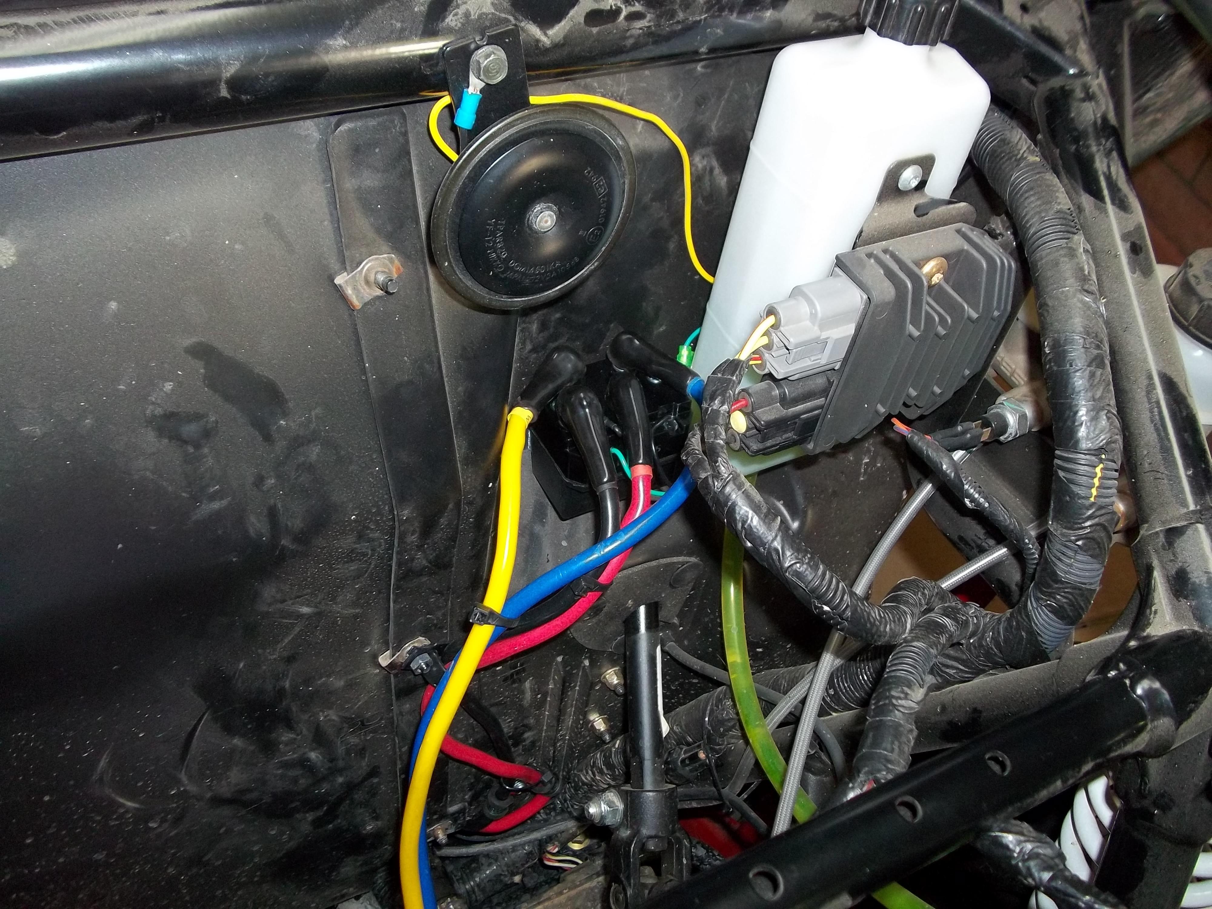 badland winch wire diagram badlands 5000lbs winch installation review wildcat forum badland 5000 winch wiring diagram badlands 5000lbs winch installation