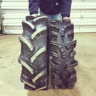 Black Mambas Vs Other Mud Tires