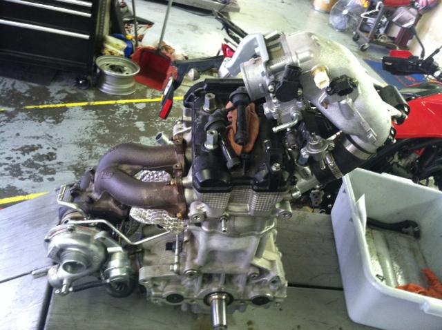 Z1 Turbo Motor For Sale