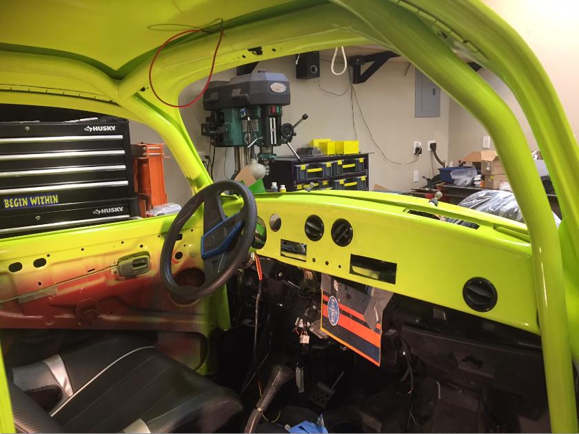 Baja Bug Turbo RZR Project - Page 3