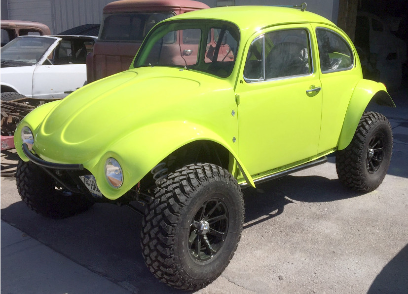 baja bug turbo rzr project page