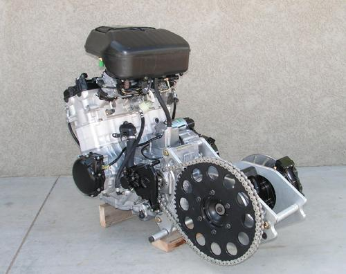 Putting a built kx14 in my cat - Page 2