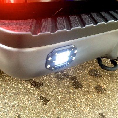 flush mount led lights at lowes auto truck tail
