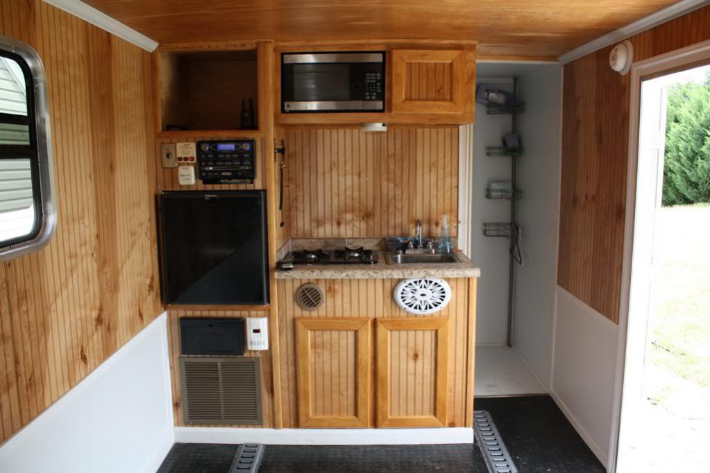 Convert Kitchen Cabinets