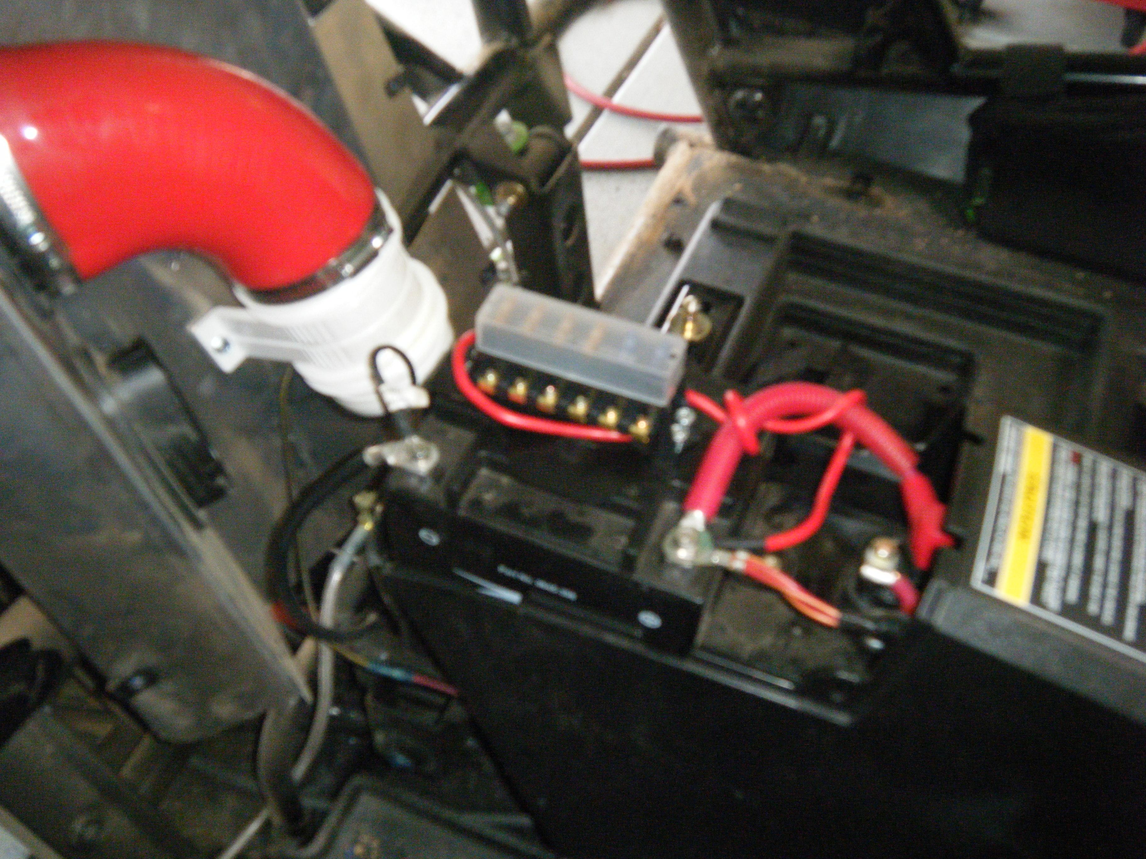 Adding an Auxiliary Fuse Box? | Wildcat ForumWildcat Forum