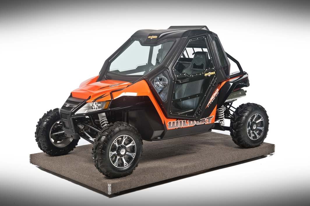 Arctic Cat Wildcat Full Cab Enclosure By Defendercab