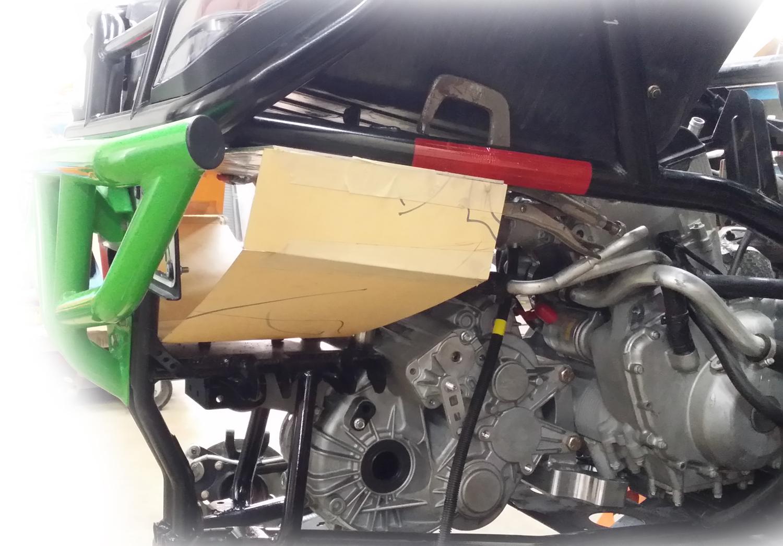 Cat engine swap kits