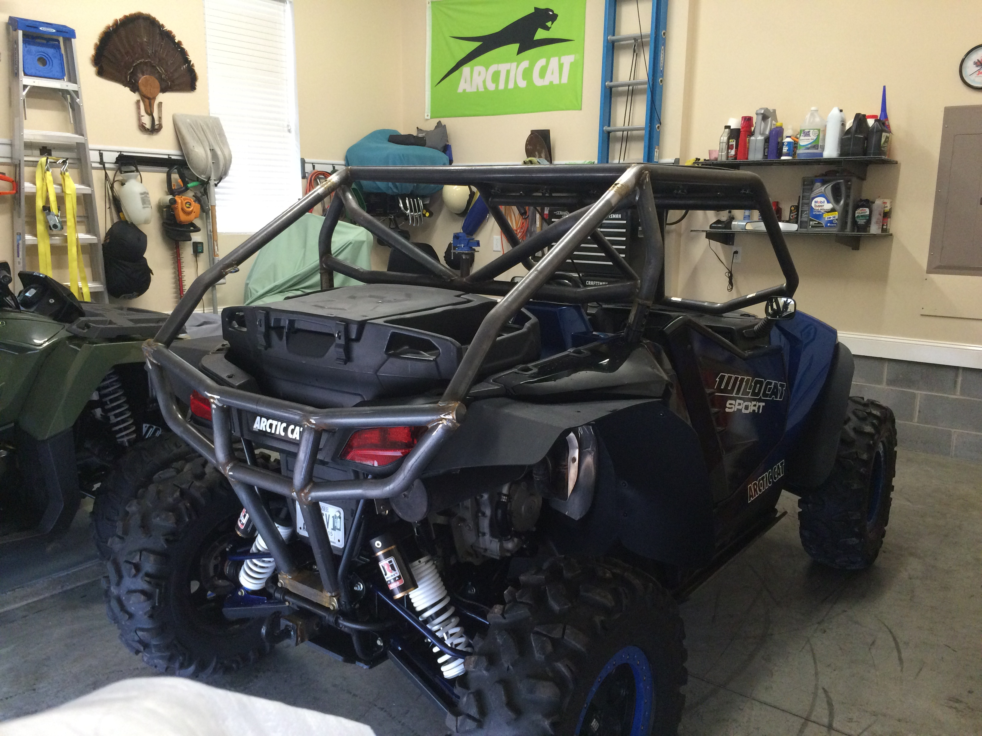 WC Sport 2nd Custom Cage