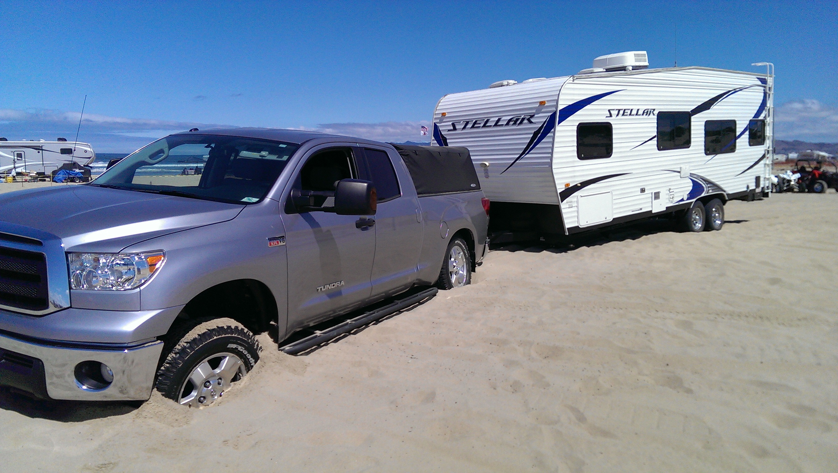 Oceano Dunes Pismo Beach Camping The Best Beaches In World