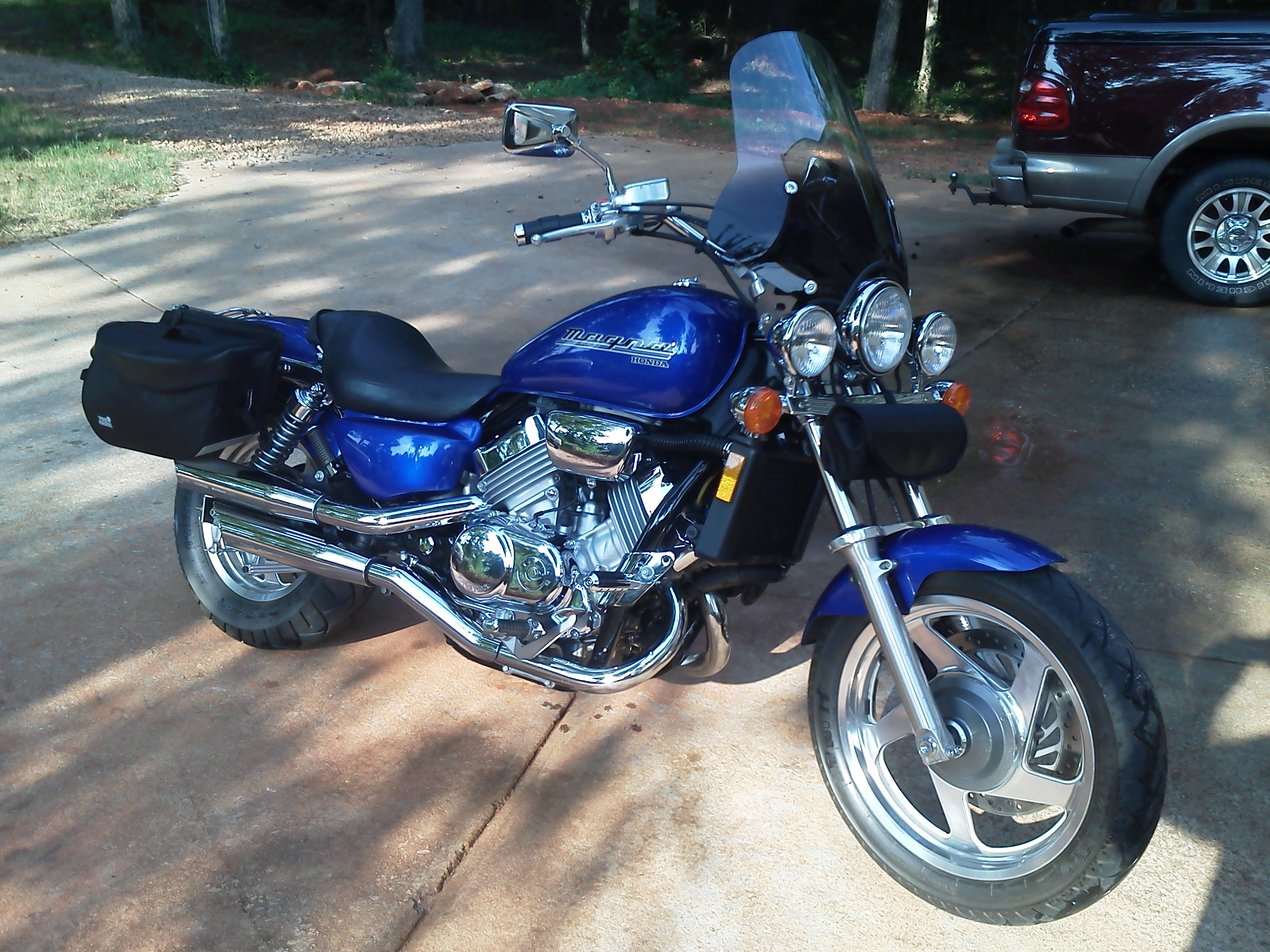 Would like to purchase your 2003 Magna. & For Sale: 2003 Honda Magna south of Atlanta GA azcodes.com