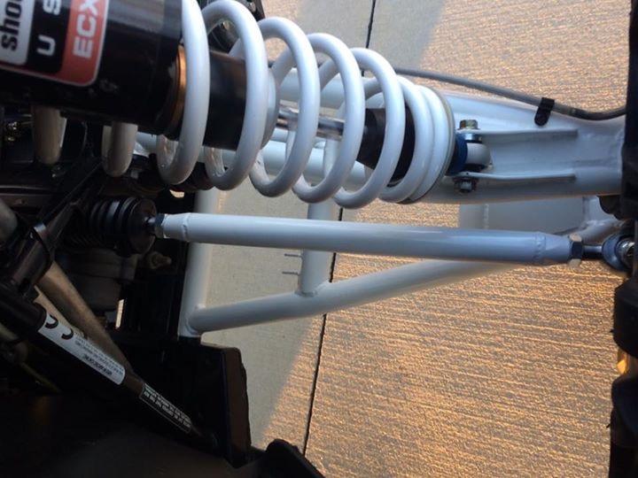 Cab Enclosure, HD Tie Rods, HD A-arms