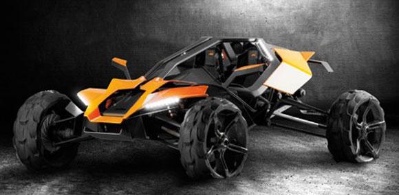 New KTM Side X Side