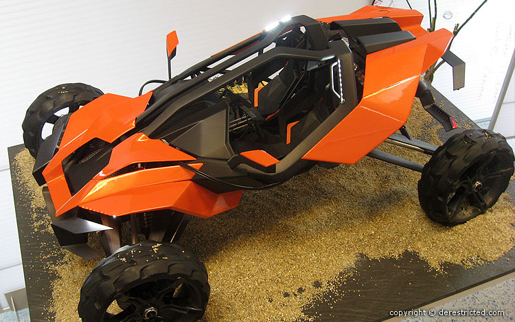 Ktm X-Bow Price >> New KTM Side X Side