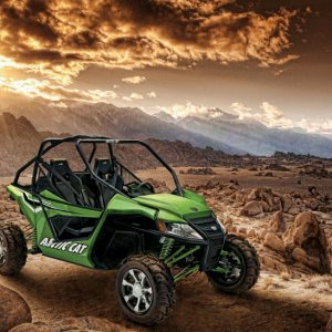 Arctic Cat WildCat Wallpaper - Rocks