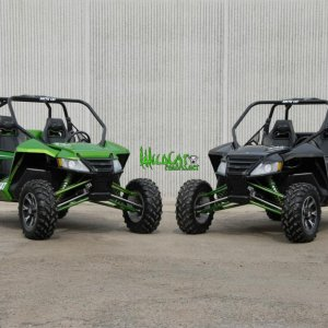 2012 wildcat black green