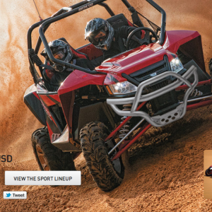 2013 Sport Arctic Cat Wildcat Photo and pricing
